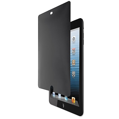 Kantek Secure-View Four-Way Black-Out Privacy Filter for iPad, Plastic, iPad Air, Black (SVT4247) KTKSVT4247