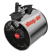 Shop-Air Stainless Wall Mount Blower, Stainless Steel (1034200)