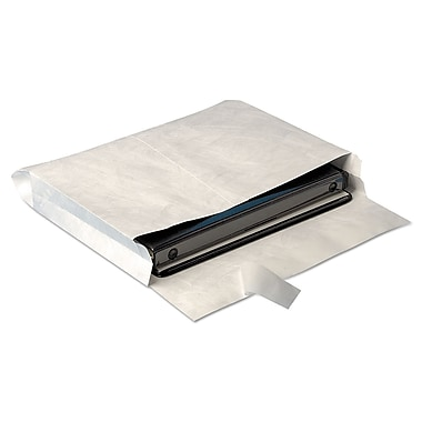 Survivor® Open End Expansion Mailers Made with Tyvek®, White, 10 x 1325/Pack (R4611)