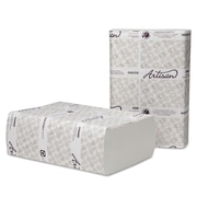 Wausau Paper® Artisan™ Folded Towels, 1-Ply, Multi-Fold, White, 250/Roll, 12/Carton (WAU04220)
