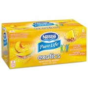 Nestle Waters® Pure Life® Exotics™ Sparkling Water, Mango Peach Pineapple, 12 oz Can, 24/Carton (12252765)