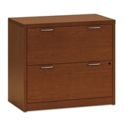HON® Valido® 11500 Series Lateral File, 2 Drawer(s), Bourbon Cherry, Legal; Letter (HON11563ACHH)