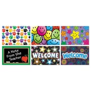 Teacher Created Resources Postcard Pack, Greeting Cards, 1/Set (TCR9599)