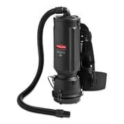 "Rubbermaid® Commercial Executive Series HEPA Backpack Vacuum, 14"", Black (1868435)"