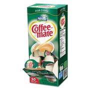 Coffee-mate® Liquid Coffee Creamer, .375 oz, Irish Creme, 200/Carton (35112CT)