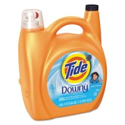 Tide® With a Touch of Downy® Liquid Laundry Detergent, Clean Breeze® Bottle4/Carton (87471)