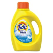 Tide® Simply Clean & Fresh™ Liquid Laundry Detergent, Refreshing Breeze™ Bottle4/Carton (10037000891298)