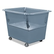 Royal Basket Trucks Poly Spring Lift, Steel/Vinyl, Multi-purpose Cart, Gray (R08GGXPSN)