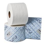 Wausau Paper® DublSoft® OptiCore® Bath Tissue, 2-Ply, White, 28800/Carton (06390)