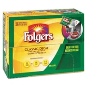 Folgers® Coffee, Classic Roast Decaf, 36/Carton (2550006119)
