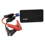 Weego Jump Starter Battery Pack+, USB, 6000 mAh, Black (JS6)