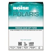 Boise POLARIS™ Premium Color Copy Paper, 8 1/2 x 11, White, 500/Ream (BCP-2811)