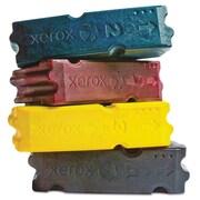 Xerox® 108R00831 Ink Sticks, 37,000 Page-Yield, Yellow, 4/Box