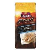 Folgers® Gourmet Selections, Vanilla Biscotti, 10 oz, 6/Carton (20136 CASE)