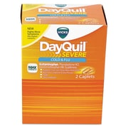 DayQuil® Cold & Flu, 25/Box (BX-DXSV-25)