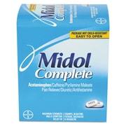 Midol® Menstrual Complete Caplets, 30/Box (BXMD-30)