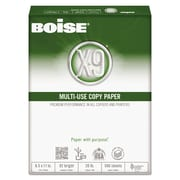 Boise X-9 Multi-Use Copy Paper, 8 1/2 x 11, White, 2500/Carton (OX9001JR)
