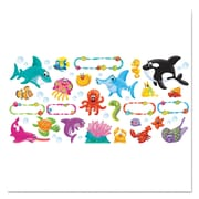 TREND® Bulletin Board Set, Classroom Decorations-Sea Buddies, 1/Kit (T8304)