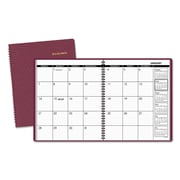2016-2017, AT-A-GLANCE® Monthly Planner, Winestone (702605014)