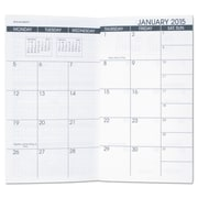 2016 AT-A-GLANCE® Pocket Size Monthly Planner Refill (70-906-10)