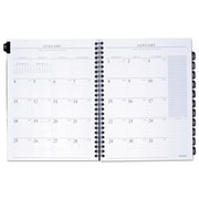 AT-A-GLANCE® Executive® Monthly Planner Refill, 6 7/8 x 8 3/4 (70-914-10-07)