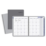 2016, DayMinder® Traditional Monthly Planner, Gray (GC47010)