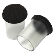 "Master Caster® Like New Solutions Floor Savers, 1-1/4""-Diameter, 8/Pack (88450)"