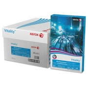 Xerox® Vitality™ Multipurpose Printer Paper, 8 1/2 x 14, White, 5000/Carton (3R2051-)