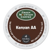 Keurig® K-Cup® Green Mountain® Kenyan AA Extra Bold Coffee, 96/Carton (4057)