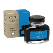 Parker® Super Quink Bottled Washable Ink for Parker® Pens, 2 oz, Blue, Each (3006100)