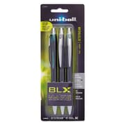 uni-ball® Jetstream™ RT BLX Pen, 1 mm, Assorted, 3/Pack (1858850)
