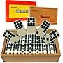 Trademark Games Premium Double Nine Dominoes with Wood