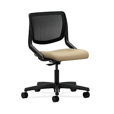 HON® Motivate Task Chairs, ilira®-stretch Back, Buff Fabric