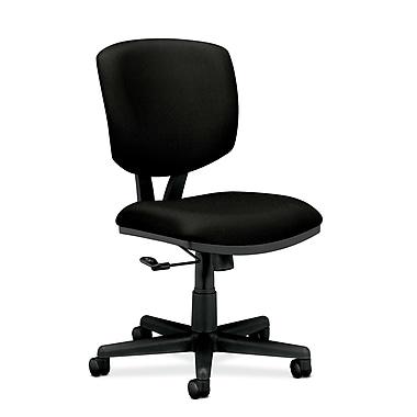 HON Volt Task Chairs, Center-Tilt, Fabric