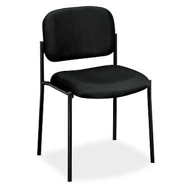 basyx by HON HVL606 Stacking Guest Chairs, Fabric
