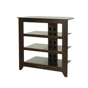 dCOR design Natural TV Stand; Mocha