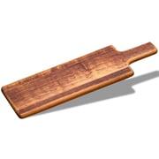 Bottles & Wood Wine Barrel Stave Paddle 1 BottleTabletop Wine Rack