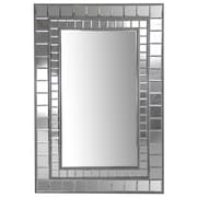 Abbyson Living Claire Rectangle Wall Mirror