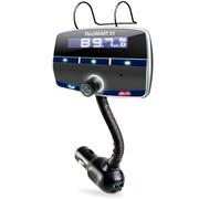 Gogroove GGFSX50100BKUS FlexSMART X5 Bluetooth FM Transmitter Black