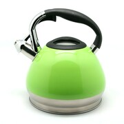 Creative Home Triumph 3.5-qt Tea Kettle; Green