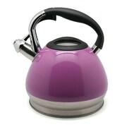 Creative Home Triumph 3.5-qt Tea Kettle; Purple