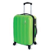 Mancini Calypso 20'' Spinner Suitcase; Apple Green
