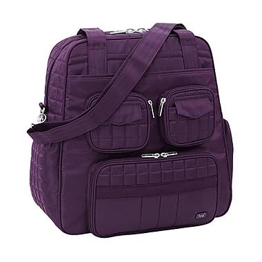 Lug Puddle Jumper Overnight/Gym Bag, Plum Purple