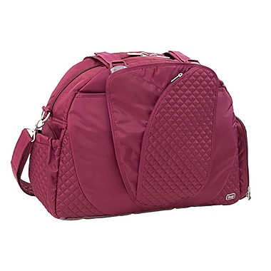 Lug Cartwheel Overnight/Gym Bags
