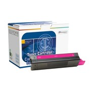 DATAPRODUCTS® Reman Magenta Toner Cartridge, OKI C5100, High Yield (DPC5100M)