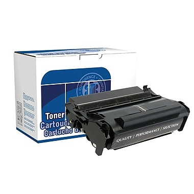 DATAPRODUCTS® Reman Black Toner Cartridge, Dell S2500, High Yield (DPCD0887)