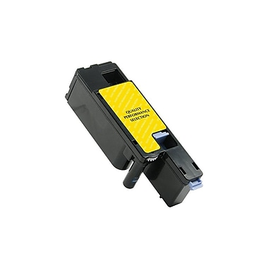 DATAPRODUCTS® Reman Yellow Toner Cartridge, Dell 1250, High Yield (DPCD1250Y)