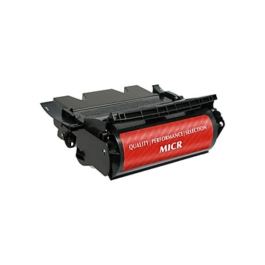 DATAPRODUCTS® Reman Black Toner Cartridge, Lexmark T644 MCIR, Extra High Yield (DPCT644M)