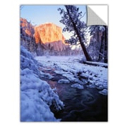 "ArtWall ""Winter Paradise"" Art Appeelz Removable Wall Art Graphic 14"" x 18"" (0uhl019a1418p)"