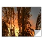 """ArtWall """"Summer Grass"""" Art Appeelz Removable Wall Art Graphic 18"""" x 36"""" (0uhl037a1836p)"""
